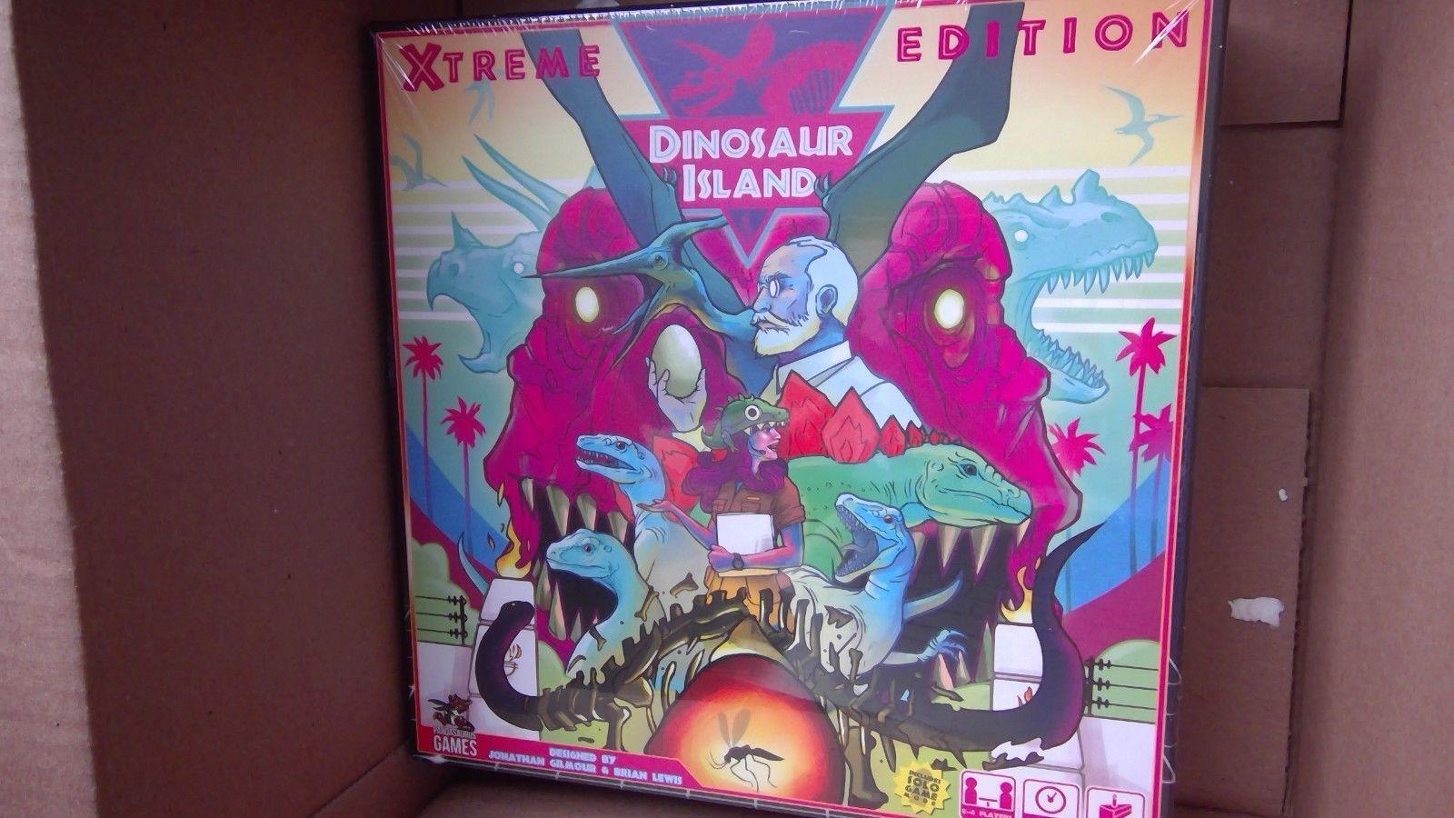 venta mundialmente famosa en línea En En En Mano  la Isla de Dinosaurios Juego Xtreme (2018) edición KickEstrellater con los objetivos de estiramiento  ventas en linea