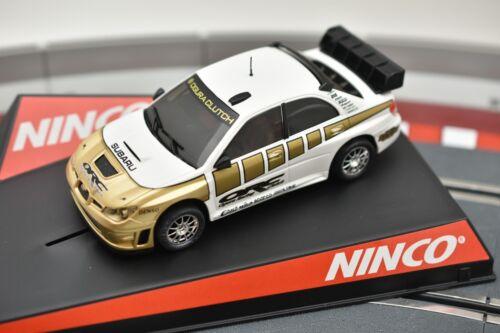 """50388  NINCO 1//32 SLOT CAR  SUBARU 2006 /'TUNNING/""""  NINCO TUNING STYLE PROSHOCK"""