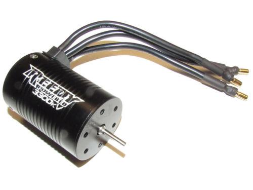 Team Associated DR10 Drag Car Reedy SC600 Brushless ESC /& 3300kv 540 Motor