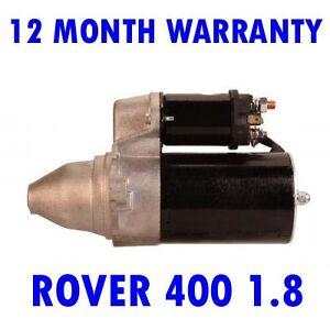 Rover-200-400-800-coupe-1-8-2-5-1995-1996-2000-starter-motor