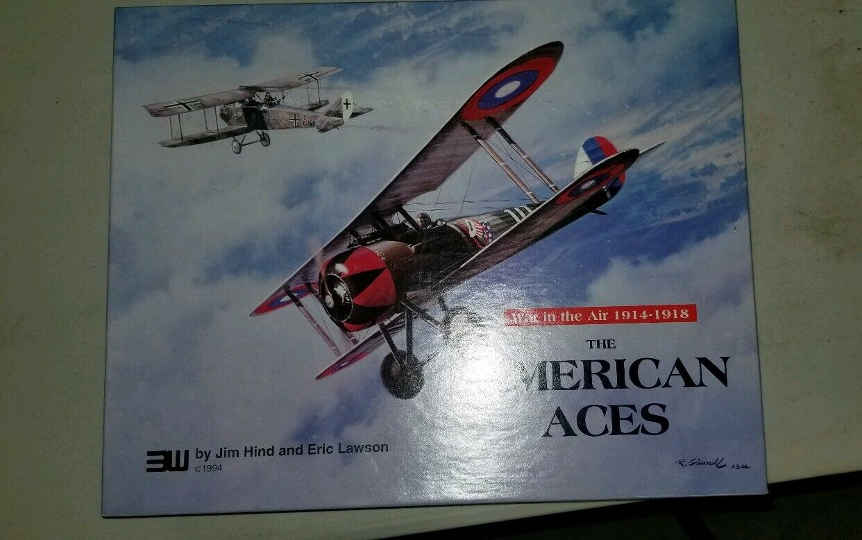 The American Aces War In The Air 1914-1918 3W Played