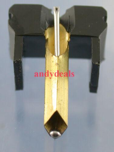 NEEDLE FOR SHURE HI TRACK M91 N91-3  STYLUS 761-D3 DE 78 RPM A90LTD EC11