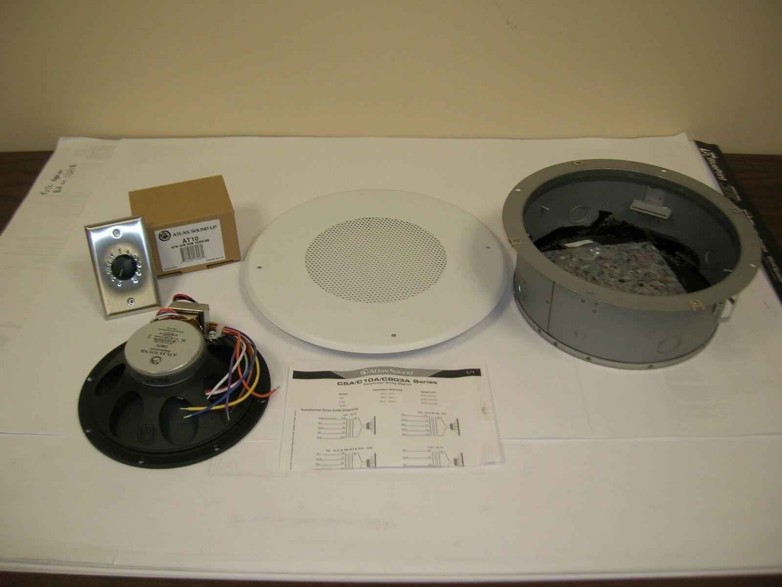 ALL NEW Atlas Sound Baffles Volume Controls Grills Speakers  700.00 Total