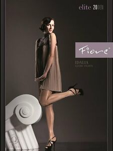 Fashionable-Tights-Fiore-034-IDALIA-034-Satin-Gloss-20-Denier