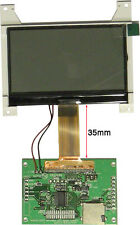 3 3 Inch 240x160 Serialuartiici2cspi Graphic Lcd Module For Arduinopicavr