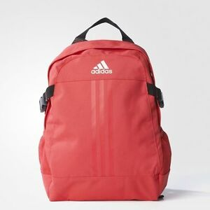 BRAND NEW $60 Adidas Power III Backpack Joy Red Bag AY5096