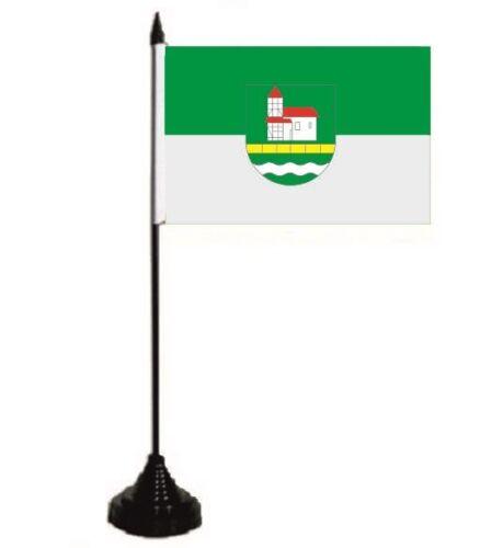 Tischflagge Calberlah Tischfahne Fahne Flagge 10 x 15 cm