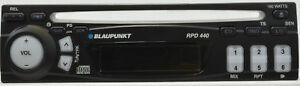 Blaupunkt-RPD-440-Faceplate-Original-Factory-Brand-New-Item-Collectible