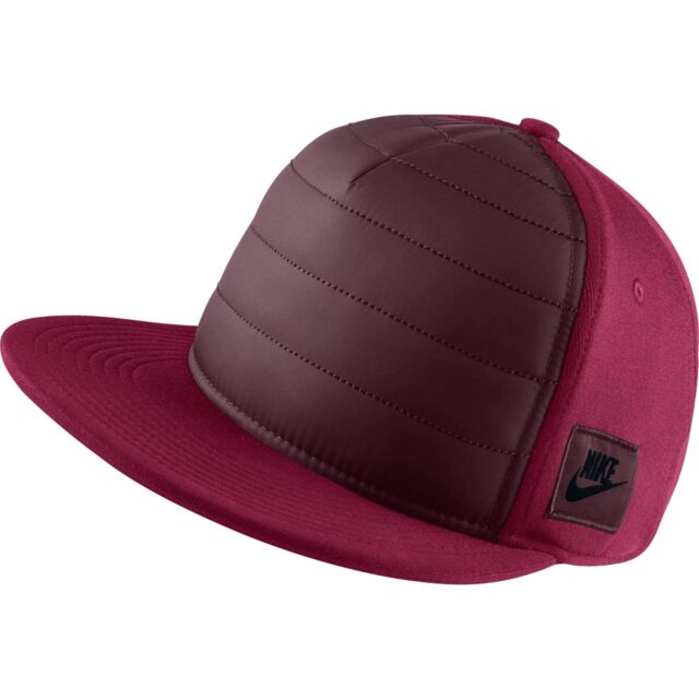 Nike Cap Advance 15 True Snapback New+Tags Golf Tennis Walking AllDay Hat  Maroon 6863c71267ff