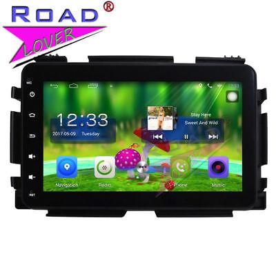"8/"" Quad Core Android 8.1 Car Media Center GPS Navi For Honda Vezel Stereo Player"