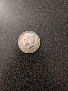 Coin from Mint Set 1969 D Kennedy 40/% Silver Half Dollar ~ U.S