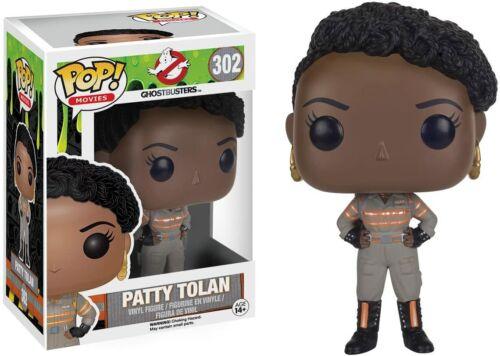Nr NEU /& OVP Funko POP 302 - Ghostbusters: Patty Tolan Movies