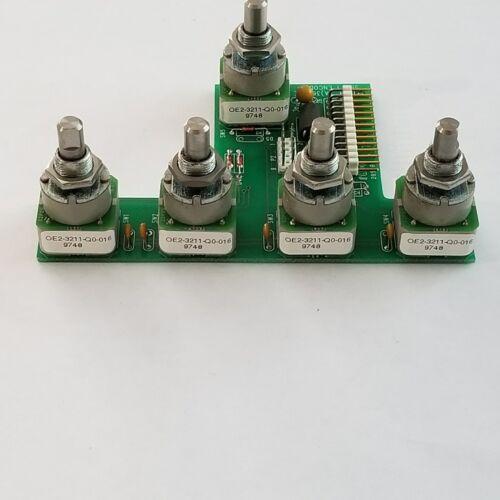 Oak Grigsby encoder OE2-3211-Q0-016