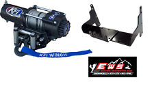 POLARIS 570-4 RANGER MIDSIZE 4X4 CREW KFI 3000LB WINCH & MOUNT 2014-2016