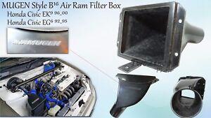 New-Honda-Civic-EG6-EG9-EK4-EK9-FRP-B16A-Air-Filter-Box-Mugen-Style-92-00-AIRBOX