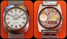 ETERNA MATIC-SONIC 1550-Electronic-vintage-cal.ESA 9162-Accutron-stainless-rare