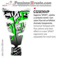 Paraserbatoio moto Print tankpad Monster Aprilia Rs4 Rs125 Dorsoduro Caponord