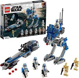 LEGO-Star-Wars-Clone-Wars-75280-501st-Legion-Clone-Troopers-New-amp-Sealed