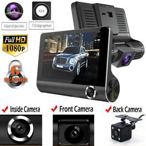 4-034-HD-1080P-Dual-Lens-Rearview-Car-DVR-Camera-Video-Recorder-Dash-Cam-G-Sensor