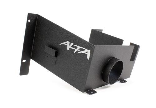 ALTA 02-08 MINI COOPER S 1.6L SUPERCHARGED MANUAL COLD AIR INTAKE CAI BLACK R53