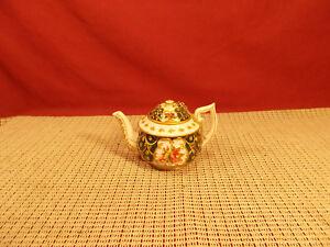 Nini-Ceramic-Victorian-Small-Hand-Painted-Mini-Teapot-2-3-4-034-Tall