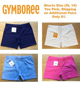 Gymboree Girls Little Basic Knit Cartwheel Short