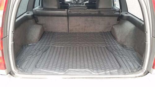 Hyundai i30 CW Rubber Heavy Duty Black Rubber Boot CAR MAT