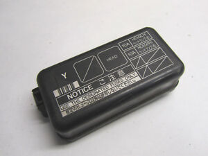 details about toyota starlet mk5 (ep91) headlight relay fuse box cover toyota glanza india toyota glanza fuse box #12
