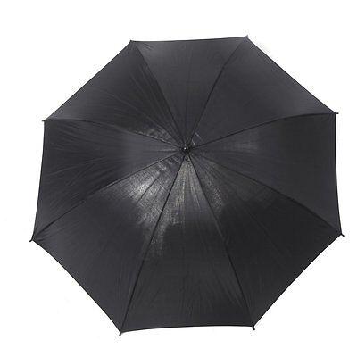 83cm 33in Studio Photo Strobe Flash Light Reflector Black Umbrella T1