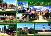 Moritzburg , Ansichtskarte
