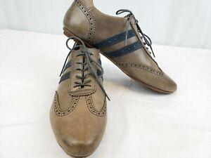 10 marrone design 5 olandese Blackstone Scarpe di pelle 9 in chiaro oxford Us 43 1w4qp6OxH