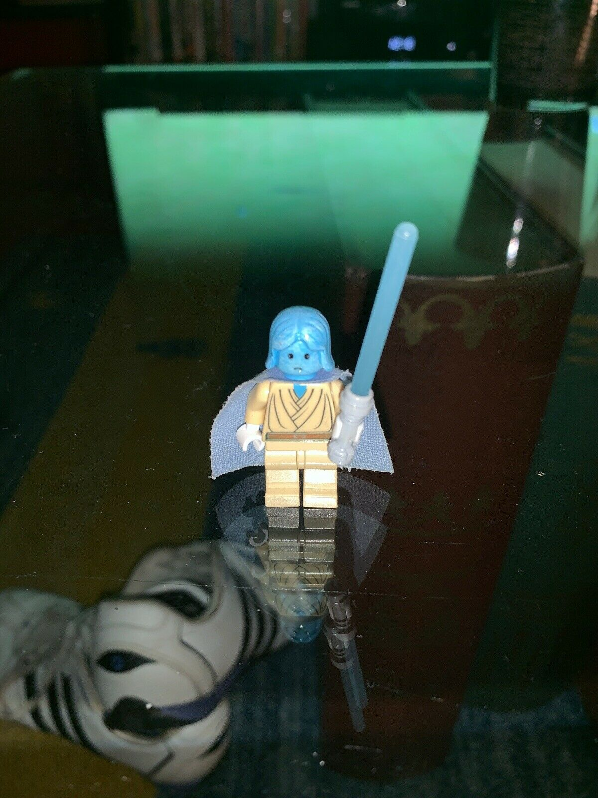 Lego Star War War War Ghost of Anakin Glow in the Dark Ultra Rare will not find anywhere ed3a8b