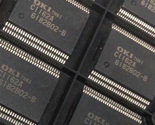 1PC OKI MSC1162A TSSOP-60 40-Bit Vacuum Fluorescent Display