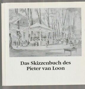 Das-Skizzenbuch-des-Pieter-van-Loon-Schriftenreihe-Museum-Bad-Pyrmont