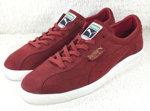 Red Te Suede Athletic estive Scarpe 12 Size ku New Casual Low Uomo Puma HYwqRcTA