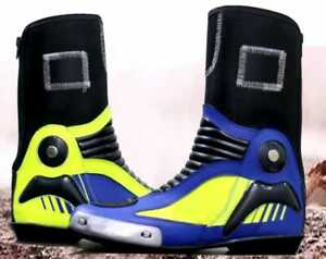 track sports riding touring Expand  motorcycle boots racing mens