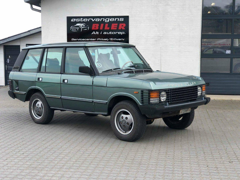 Land Rover Range Rover 3,5  5d