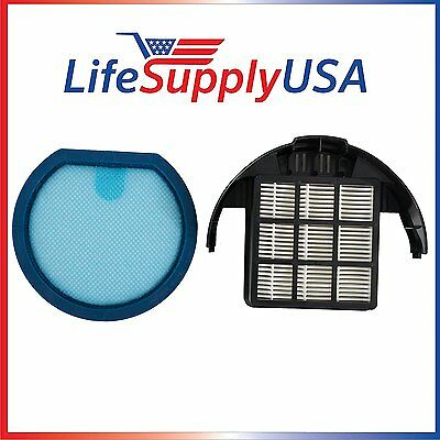 Includes Parts 303173001 and 303172002 Genuine Hoover T-Series WindTunnel Bagless Upright Filter Kit