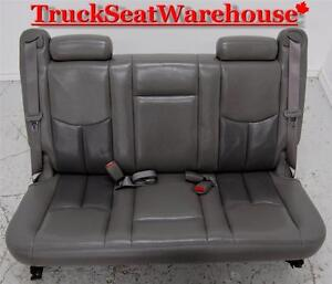 Image Is Loading Chev Truck Yukon Denali Third Row Seat