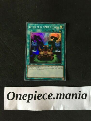 Yu-Gi-Oh Rituel De La Noire Illusion STP1-FR011 SPEED DUEL Super Rare