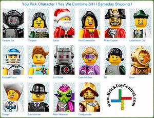 LEGO-8833-Minifigure-Series-8-YOU-PICK-character-SAME-DAY-ship