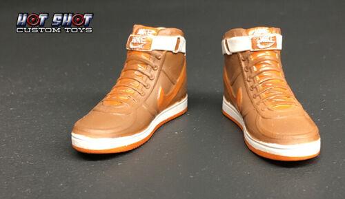 1:6 Doc Brown Baskets Chaussures retour futur DChung Hot Shot personnalisé Toys BTTF HT