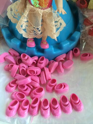 2019 new  60 paris six  Color doll shoes For Kelly (15MM long)