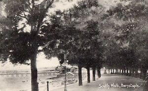 POSTCARD-DEVON-BARNSTAPLE-South-Walk