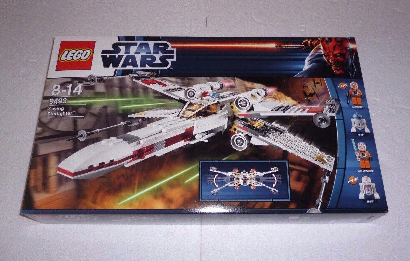 LEGO StarWars X-wing Starfighter (9493) NEU  NEW OVP
