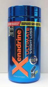 Xenadrine Ultimate Weight Loss Supplement 120 Capsules