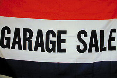 SALE Balloons Flag Store Sign Business Banner Advertising Pennant Outdoor 3x5 FT
