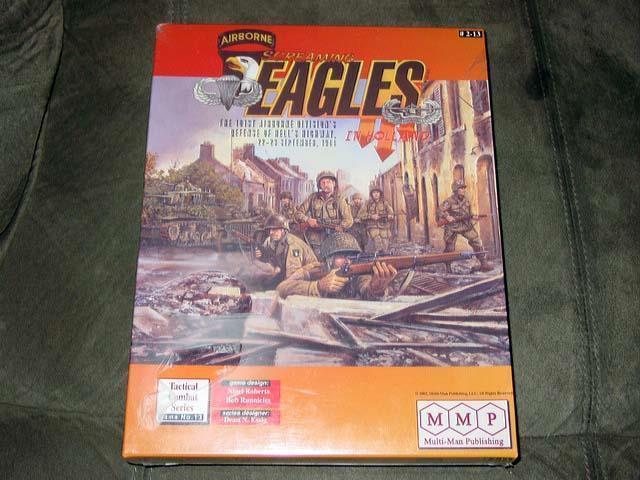 più sconto The giocors MMP - Screaming Eagles - Defense Defense Defense of Hell's Highway, 1944 - (SEALED)  presentando tutte le ultime tendenze della moda