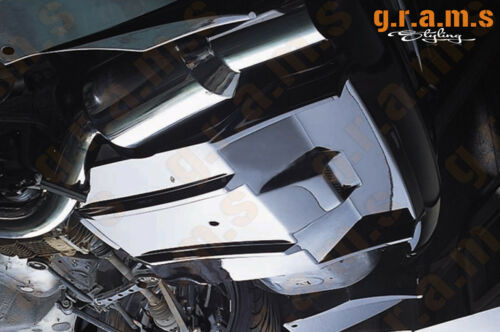 Toyota Supra Do-Luck Style CARBON FIBRE Rear Diffuser Undertray for Racing v6
