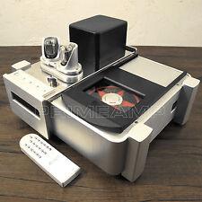 YAQIN SD-35A 6N8P Top Loading Valve Vacuum Tube CD Player NEW 32A 120v-240V US